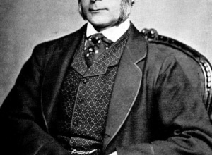 Francis Galton in the 1850s
