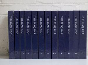 Iraq Wikipedia edits in book form