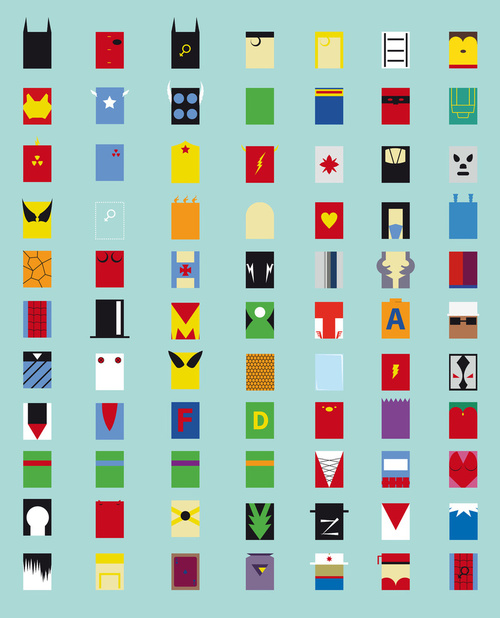 minimalism heroes