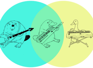 Keytar platypus