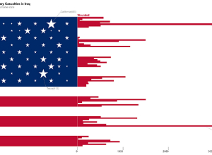 Iraq war casualties