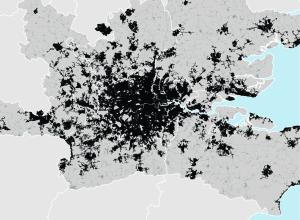 London footprint