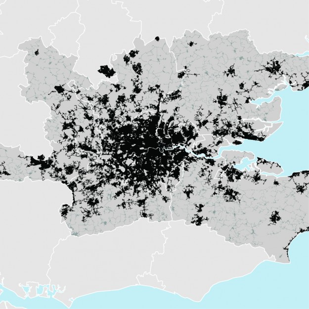 London footprint