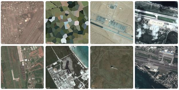 Military footprint