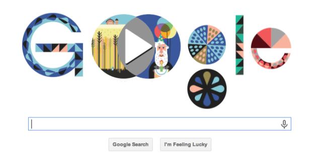 Google Doodle Venn