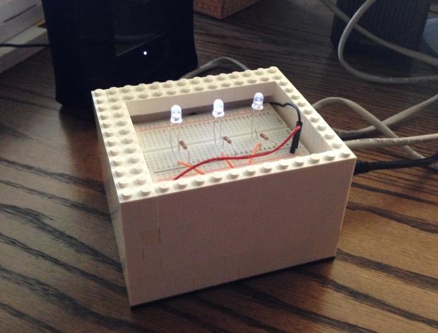 Arduino LEGO