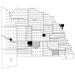 Dot Density Map