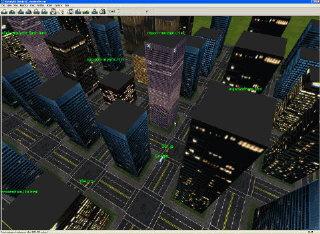 Visitorville screenshot
