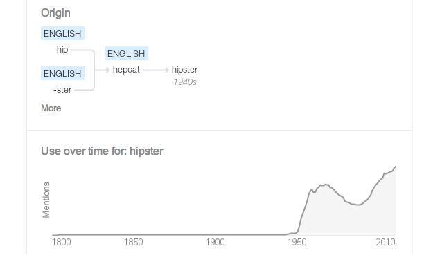 Define hipster